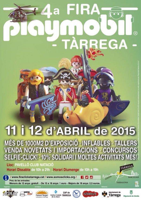 4� Fira Playmobil T�rrega