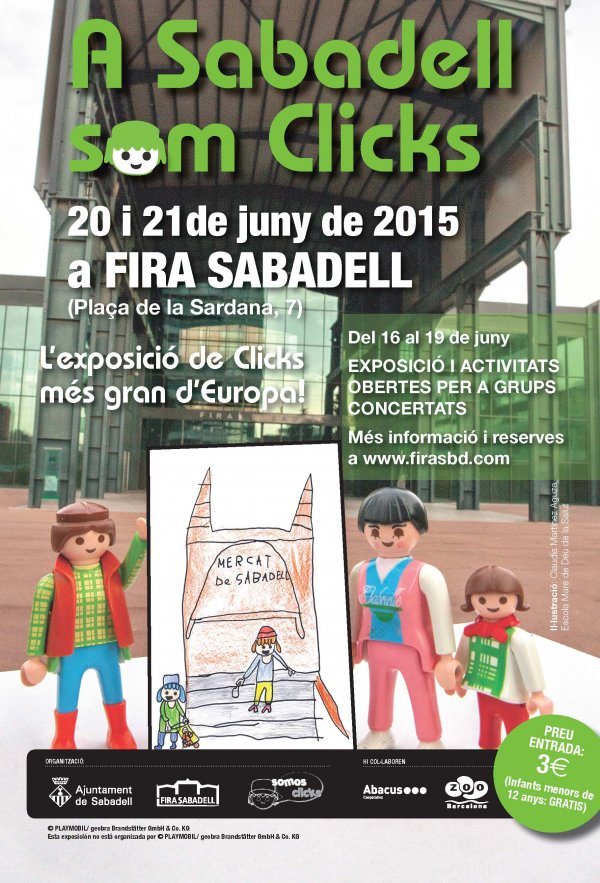 A Sabadell Somclicks 2015!!