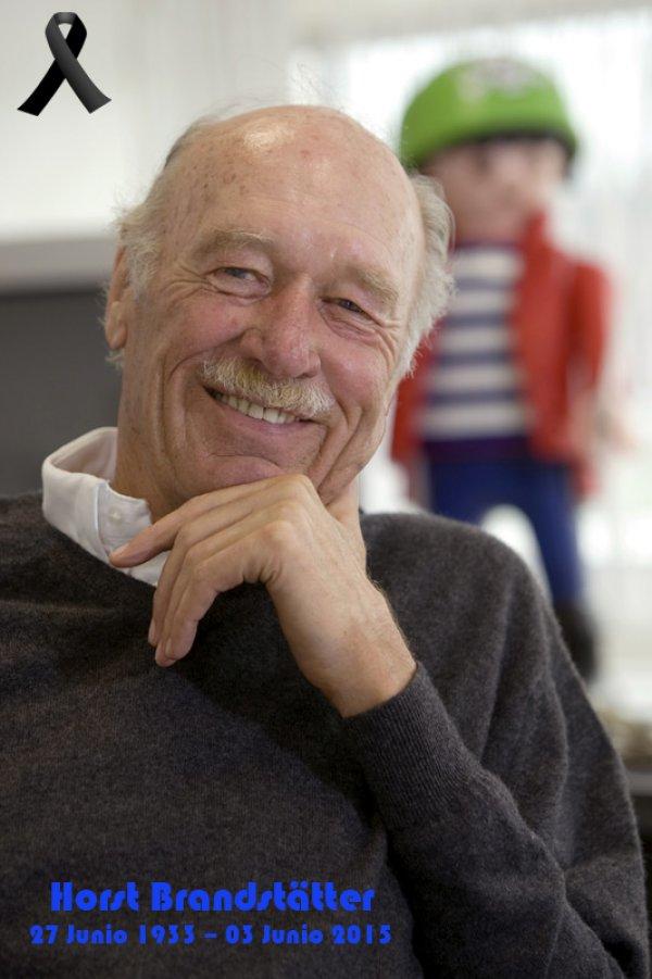 Muere Horst Brandst�tter, propietario de PLAYMOBIL