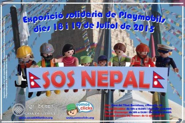 Exposici� solidaria Nepal