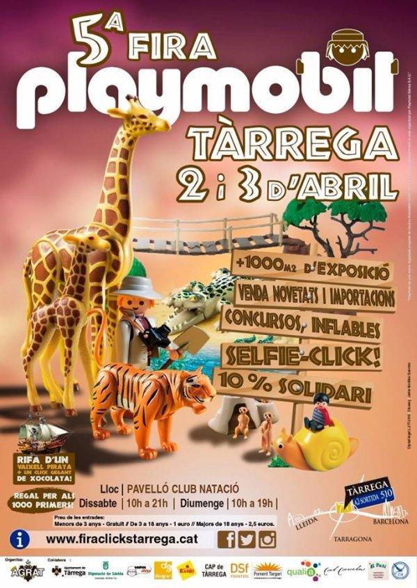 5� Feria Playmobil T�rrega