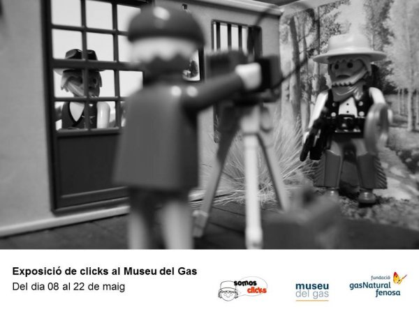 40 anys dels Clicks en el Museu del Gas de la Fundación Gas Natural Fenosa