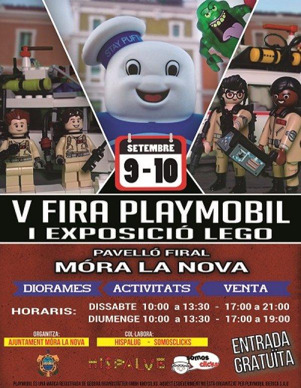 5a Exposici� de Diorames de Playmobil a M�ra la Nova