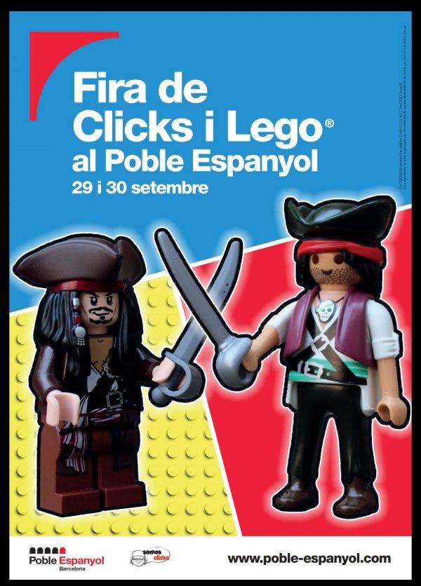V Fira de Clicks al Poble Espanyol 2018