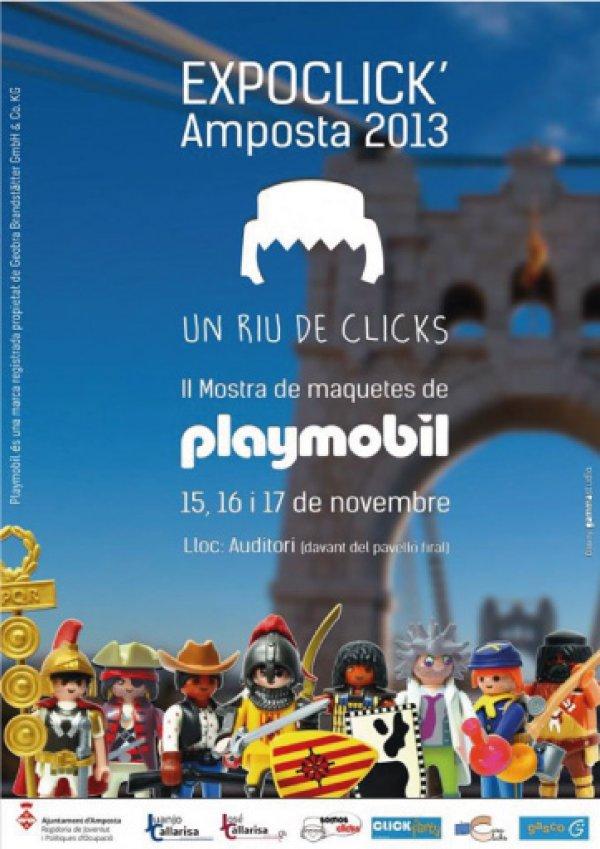 Expoclick Un riu de clicks Amposta 2013