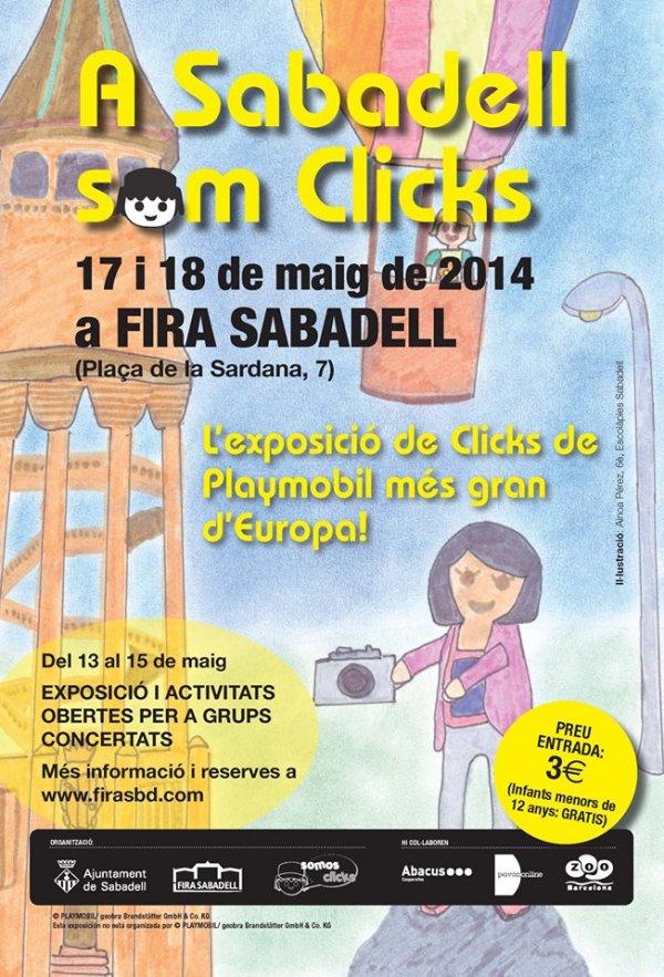 A Sabadell Som Clicks 2014